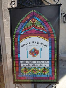 Clara's at the Cathedral
