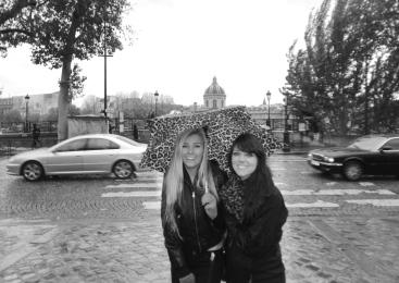 Frozen in Paris
